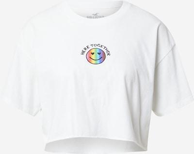 HOLLISTER Majica u miks boja / crna / bijela, Pregled proizvoda