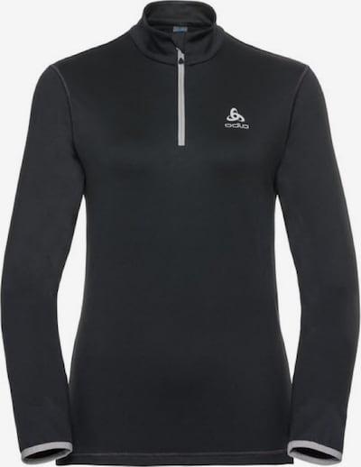 ODLO Pullover ' Midlayer 1/2 zip ALAGNA ' in schwarz, Produktansicht