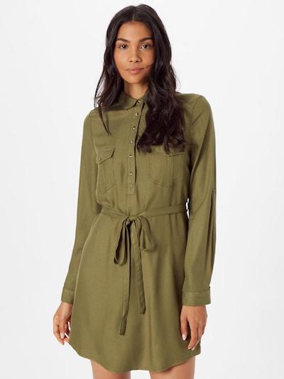 Rochie tip bluză 'Tammy' Cotton On pe verde, Vizualizare model