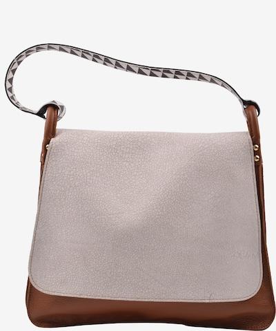 ebarrito Henkeltasche 'ISABELLA BAG' in beige / braun, Produktansicht