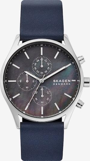 SKAGEN Uhr in blau, Produktansicht