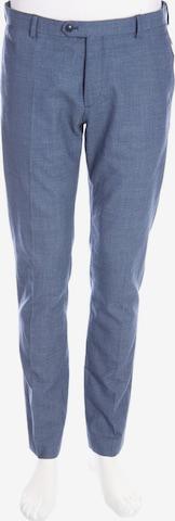 ZARA Bundfaltenhose in 31 in Blau