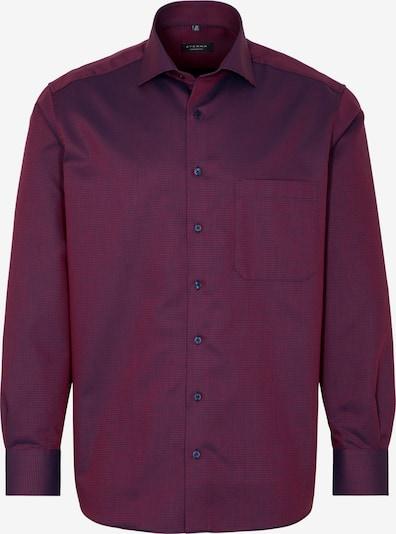ETERNA Hemd in rotviolett, Produktansicht