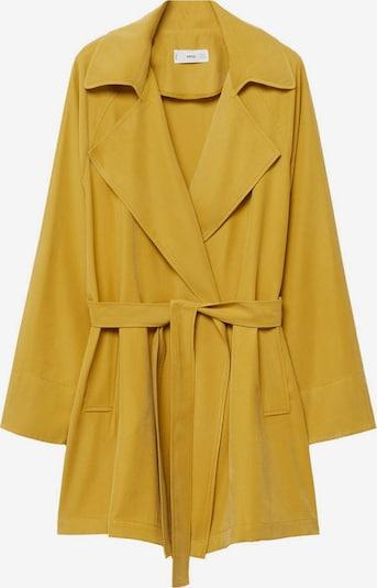Palton de primăvară-toamnă 'guardapo' MANGO pe galben, Vizualizare produs
