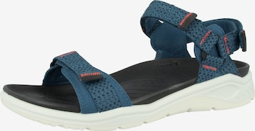 Sandales de randonnée 'X-Trinsic' ECCO en bleu
