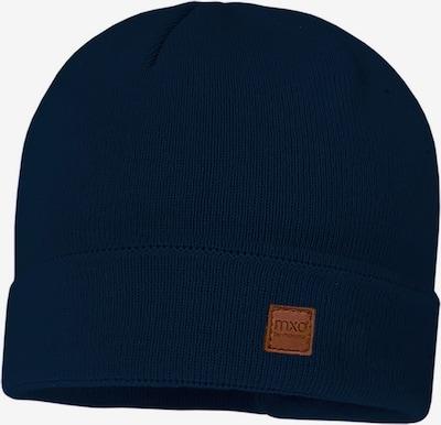 MAXIMO Bonnet 'MAX' en marine, Vue avec produit