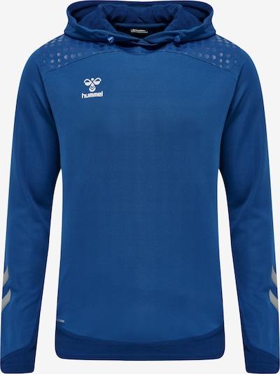 Hummel Sweatshirt in dunkelblau, Produktansicht