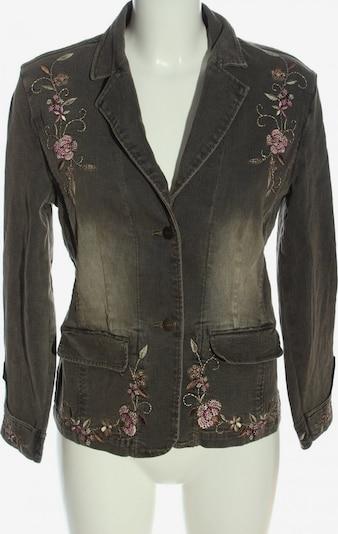 COMMA Jeansblazer in M in bronze / hellgrau / pink, Produktansicht