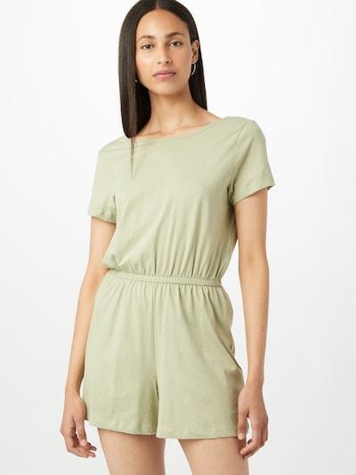 Salopeta 'MAY' ONLY pe verde deschis / negru, Vizualizare model