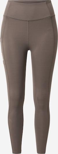 Maloja Pantalon de sport 'GoldsternM.' en pierre, Vue avec produit