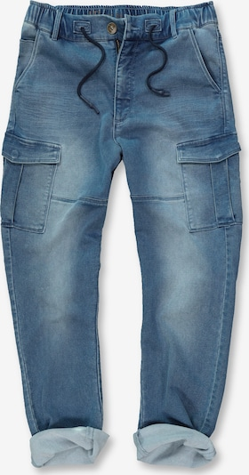 JP1880 Jeans in blue denim, Produktansicht