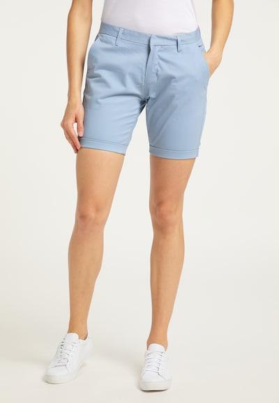 DreiMaster Maritim Shorts in hellblau, Modelansicht