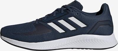 Bėgimo batai iš ADIDAS PERFORMANCE, spalva – tamsiai mėlyna / balta, Prekių apžvalga