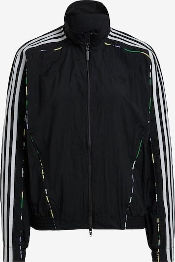 ADIDAS ORIGINALS Trainingsjacke in mischfarben / schwarz / weiß, Produktansicht