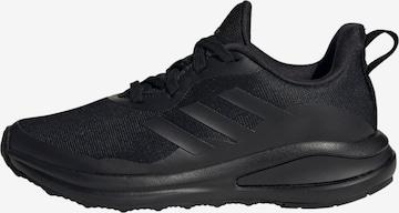 Chaussure de sport 'FortaRun' ADIDAS PERFORMANCE en noir
