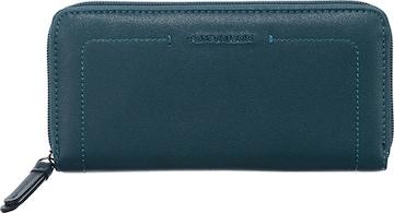 TOM TAILOR Portemonnaie in Blau