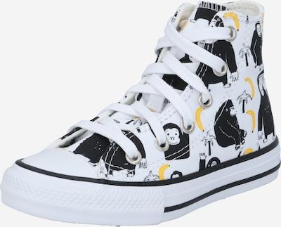 CONVERSE Sneaker 'CTAS HI' in schwarz / weiß, Produktansicht