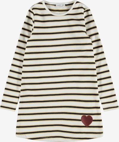 NAME IT Šaty - zlatá / čierna / biela, Produkt