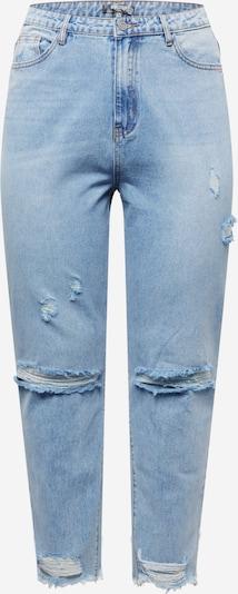 Missguided Plus Jean en bleu, Vue avec produit