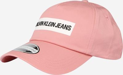 Calvin Klein Jeans Cap in Light pink / White, Item view