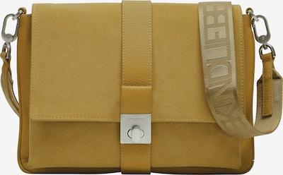 Geantă de umăr Liebeskind Berlin pe galben muștar, Vizualizare produs