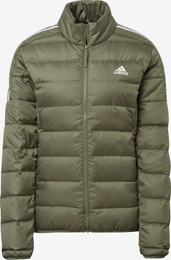 ADIDAS PERFORMANCE Winterjas in de kleur Olijfgroen, Productweergave