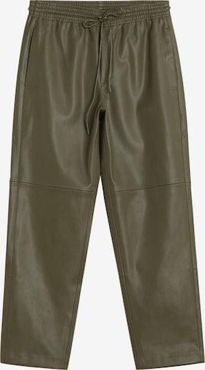 MANGO Pantalon 'Apple' en kaki, Vue avec produit