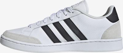 ADIDAS PERFORMANCE Sneaker in grau / schwarz / weiß, Produktansicht