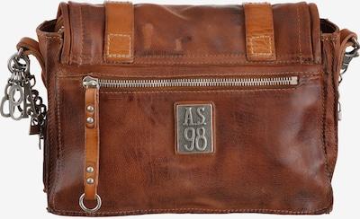 A.S.98 Umhängetasche in cognac, Produktansicht