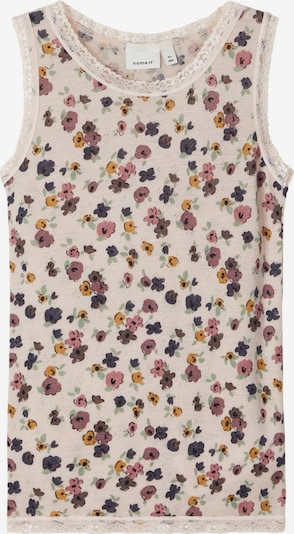 NAME IT Tanktop in beige / altrosa, Produktansicht