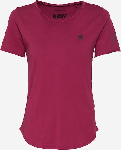 G-Star RAW T-Shirt 'Mysid' in kobaltblau / cyclam, Produktansicht