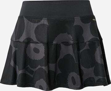 ADIDAS PERFORMANCE - Falda deportiva en negro
