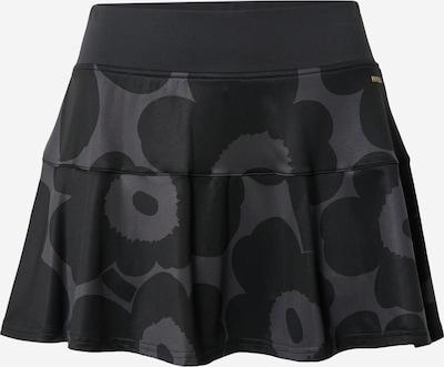 ADIDAS PERFORMANCE Športová sukňa - tmavosivá / čierna, Produkt