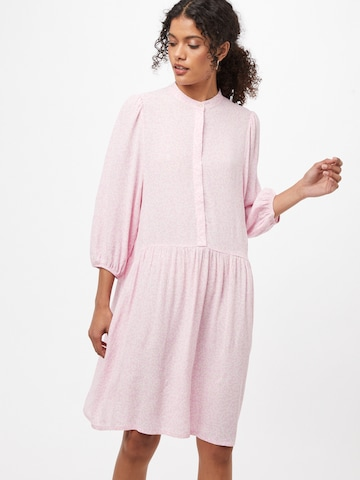 mbym Shirt Dress 'Corry' in Pink