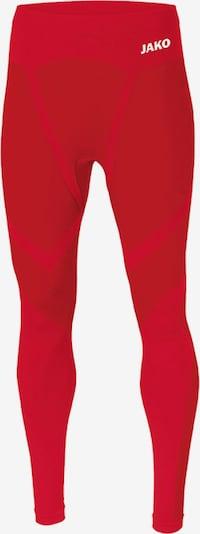 JAKO Unterwäsche in rot, Produktansicht