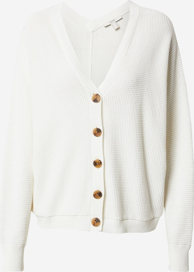 ESPRIT Knit cardigan in off white, Item view