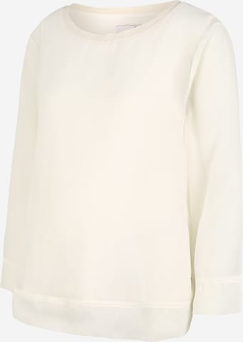 BELLYBUTTON Blouse in White
