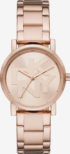 DKNY Uhr in rosa, Produktansicht