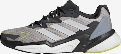 ADIDAS PERFORMANCE Schuh in grau / schwarz / weiß, Produktansicht