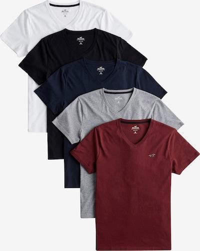 Marškinėliai '5PK' iš HOLLISTER , spalva - mišrios spalvos, Prekių apžvalga
