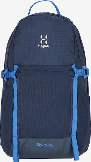 Haglöfs Sportrugzak in de kleur Blauw, Productweergave