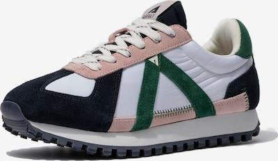 ASFVLT Sneaker 'GATE GAT004' in navy / grün / rosa / weiß, Produktansicht