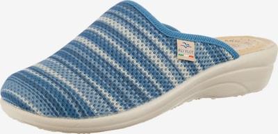 FLY FLOT Pantolette in hellblau, Produktansicht