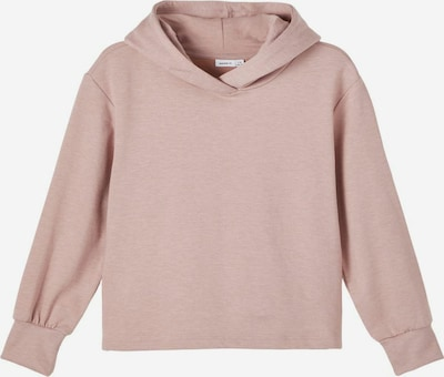NAME IT Sweatshirt 'Tekka' in altrosa, Produktansicht