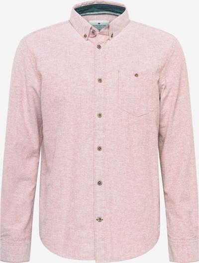 TOM TAILOR Hemd in rostrot, Produktansicht