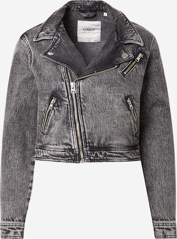 ONLY Between-Season Jacket 'Steffie' in Grey
