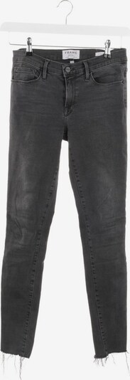 Frame Jeans in 27 in dunkelgrau, Produktansicht