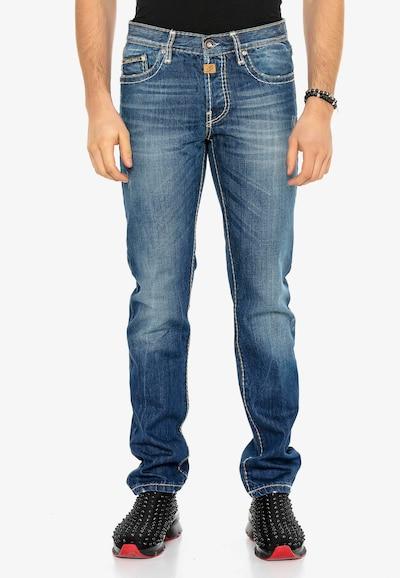 CIPO & BAXX Jeans 'Flow' in blau, Modelansicht