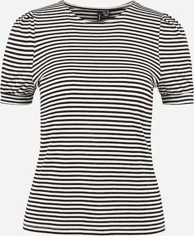 Vero Moda Petite T-Shirt 'KATE' in schwarz / weiß, Produktansicht