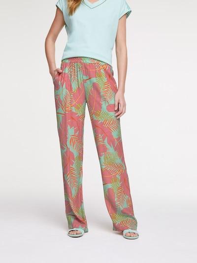 heine Hose in mischfarben, Modelansicht